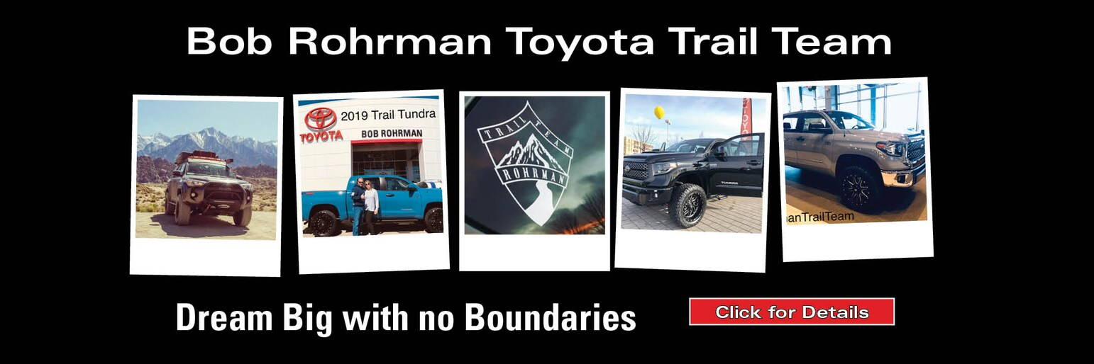 Bob Rohrman Used Cars >> Bob Rohrman Toyota New Toyota Dealership In Lafayette In