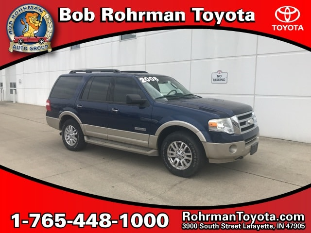Used 2008 Ford Expedition For Sale at Bob Rohrman Toyota