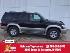 2002 Toyota 4Runner Limited SUV