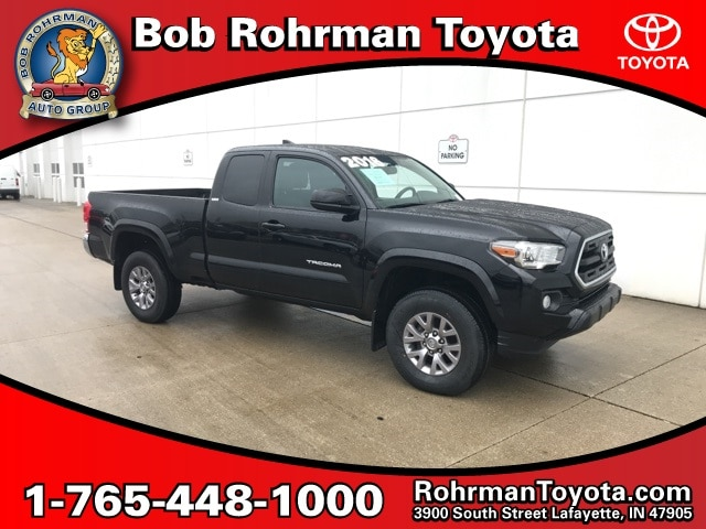 2016 Toyota Tacoma SR5 4WD Truck Access Cab