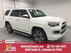 2017 Toyota 4Runner Limited SUV