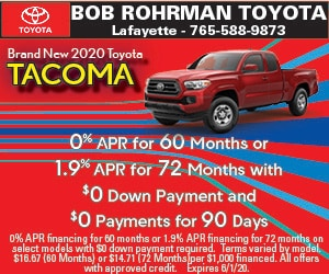 Brand New 2020 Toyota TACOMA SR 4X4 Double Cab, V6, Automatic, Short Bed