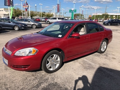 Used 2014 Chevrolet Impala Limited For Sale at Teal Road
