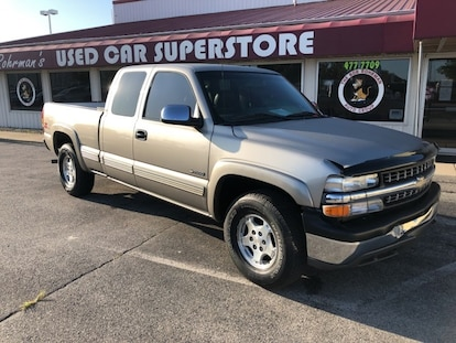 Used 2000 Chevrolet Silverado 1500 For Sale at Teal Road
