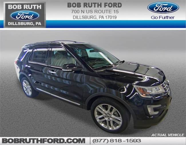 Used 2016 Ford Explorer For Sale at Bob Ruth Ford Inc  | VIN