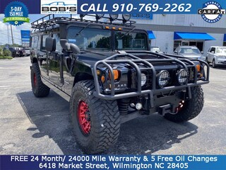 1997 AM General Hummer Wagon SUV