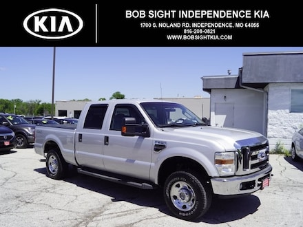 2008 Ford F-250SD XLT Truck