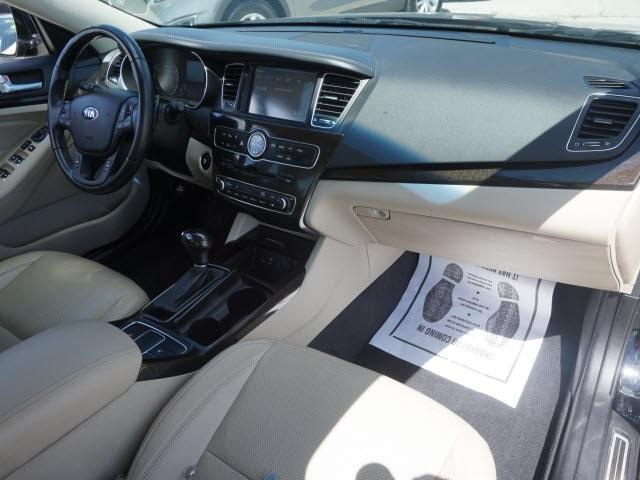 Used 2015 Kia Cadenza For Sale at Bob Sight Ford Inc    VIN