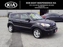 2011 Kia Soul Plus Hatchback