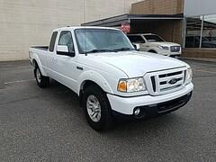 2010 Ford Ranger Sport Truck