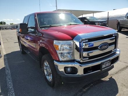 2015 Ford F-350SD Lariat Truck