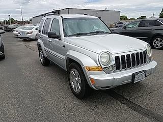 2007 Jeep Liberty Limited SUV