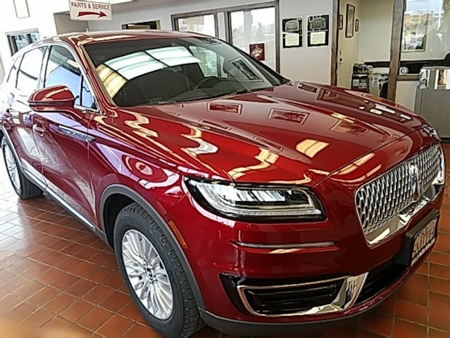 New 2019 Lincoln Nautilus Base SUV in Billings