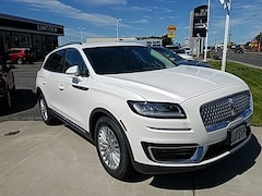 New Ford and Lincoln 2019 Lincoln Nautilus Premier SUV in Billings, MT