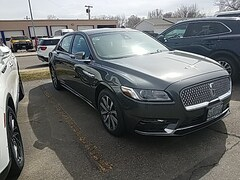 New Ford and Lincoln 2020 Lincoln Continental Standard Sedan in Billings, MT