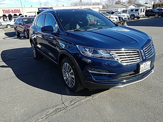 New 2018 Lincoln MKC Reserve SUV in Billings