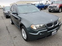 Used Vehicles 2004 BMW X3 3.0i SUV in Billings, MT