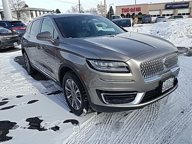 New 2019 Lincoln Nautilus Select SUV in Billings