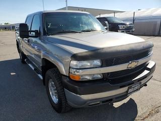 2002 Chevrolet Silverado 2500HD LT Truck