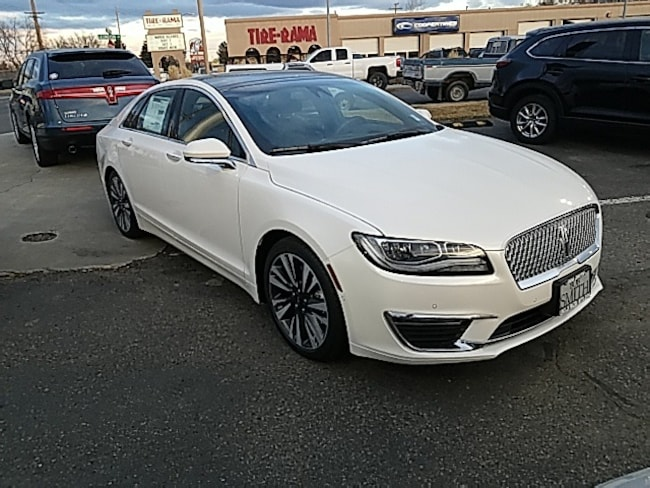 New 2019 Lincoln MKZ Reserve Sedan in Billings