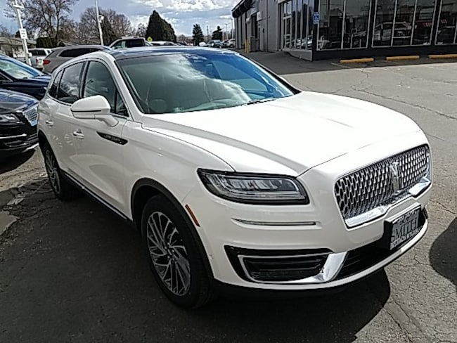 New 2019 Lincoln Nautilus Reserve SUV in Billings
