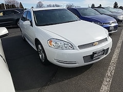 Used Vehicles 2014 Chevrolet Impala Limited LT Sedan in Billings, MT