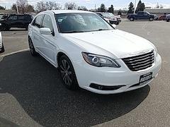 Used Vehicles 2013 Chrysler 200 Limited Sedan in Billings, MT