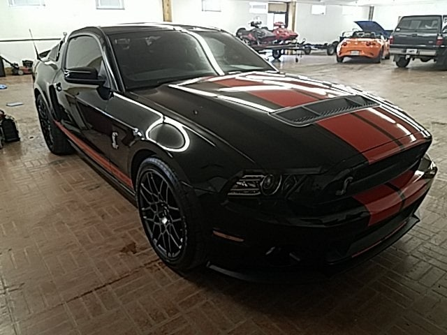 2013 Ford Mustang Shelby GT500 Coupe