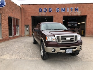 2008 Ford F-150 King Ranch Truck