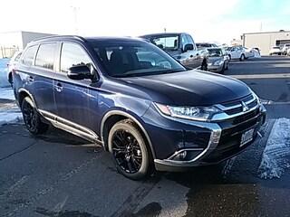 2018 Mitsubishi Outlander LE CUV