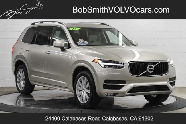 2016 Volvo XC90 AWD 4dr T6 Momentum Sport Utility