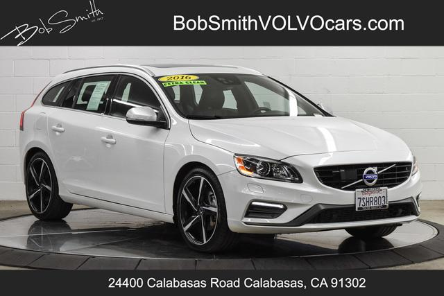 Used 2016 Volvo V60 For Sale At Bob Smith Volvo Cars Calabasas Vin