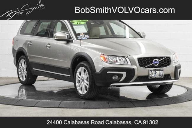2016 Volvo XC70 FWD 4dr Wgn T5 Drive-E Premier Station Wagon