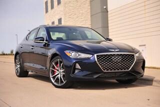 new  2019 Genesis G70 3.3T Advanced Sedan for sale near Carrolton, TX