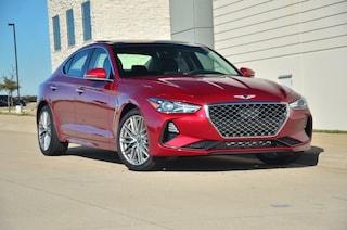 New 2020 Genesis G70 2.0T Sedan in Dallas, TX