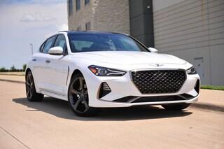 New 2019 Genesis G70 2.0T Advanced Sedan in Dallas, TX