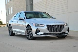 new  2019 Genesis G70 2.0T Advanced Sedan for sale near Carrolton, TX