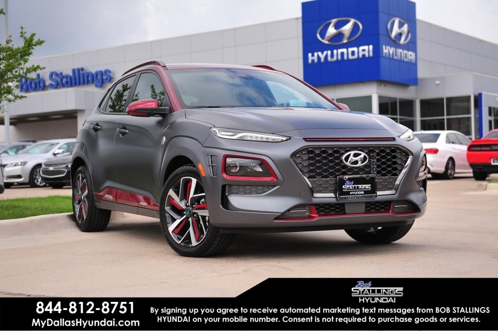 New 2019 Hyundai Kona For Sale | Dallas TX | Stock #KU320024