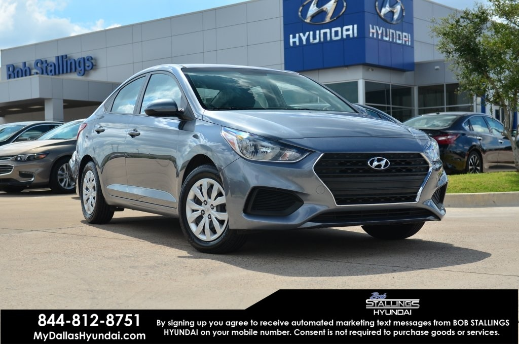 2018 Hyundai Accent Sedan