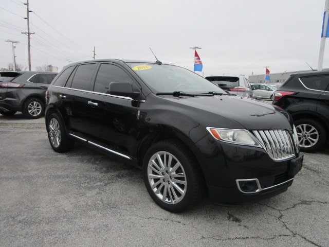 2011 Lincoln MKX Base SUV
