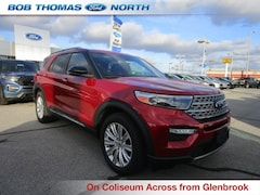 New 2020 Ford Explorer for sale in Fort Wayne, IN