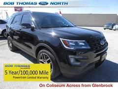 Used 2016 Ford Explorer Sport SUV 3.5L Gasoline AWD 1FM5K8GT3GGC70626 for sale in Fort Wayne, IN