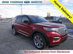 New 2020 Ford Explorer Platinum SUV for sale in Fort Wayne, IN