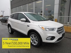 Used 2017 Ford Escape SE SUV 1.5L Gasoline FWD 1FMCU0GD8HUC08721 for sale in Fort Wayne, IN