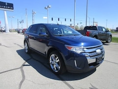 Bargain Used 2012 Ford Edge Limited SUV 3.5L Gasoline AWD for Sale in Fort Wayne