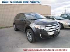 Bargain Used 2011 Ford Edge Limited SUV 3.5L Gasoline FWD for Sale in Fort Wayne