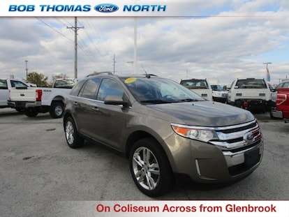 Ford Fort Wayne >> Used 2013 Ford Edge For Sale Fort Wayne In Vin 2fmdk4kc2dbc26969