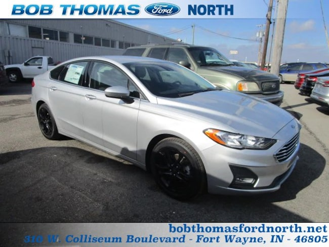 New 2019 Ford Fusion SE Car For Sale/Lease Fort Wayne