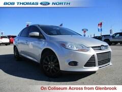 Bargain Used 2013 Ford Focus SE Sedan 2L Gasoline FWD for Sale in Fort Wayne