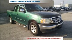 Bargain Used 1999 Ford F-150 Work Series Truck 4.6L Gasoline RWD for Sale in Fort Wayne